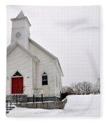 Humphreys Chapel Fleece Blanket