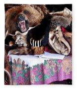 Hunters Bounty Fleece Blanket