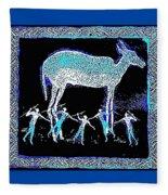 Hunters  Dream Fleece Blanket