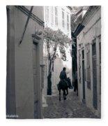 Hydra Backstreet Fleece Blanket