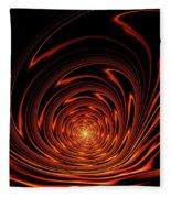 Hypnosis Fleece Blanket