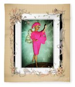 I Had A Great Time - Fashion Doll - Girls - Collection Fleece Blanket