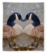 I Heart You Fleece Blanket