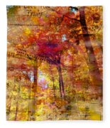 I Love You Truly-featured In Nature Photography- Cards For All Occasions-nature Wildlife Group Fleece Blanket