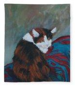 I Want My Lap Fleece Blanket