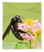 I Want Pollen Fleece Blanket