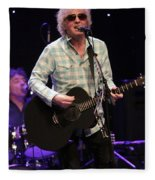 Ian Hunter And The Rant Band Fleece Blanket