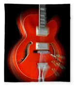 Ibanez Af75 Hollowbody Electric Guitar Zoom Fleece Blanket