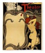 Ibsen Theater  Fleece Blanket