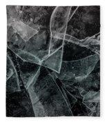 Ice Dream Fleece Blanket