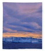 Ice Island Fleece Blanket