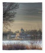 Ice Palace Fleece Blanket