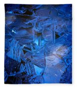 Ice Slace Fleece Blanket