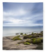 Iceland Tranquility 1 Fleece Blanket