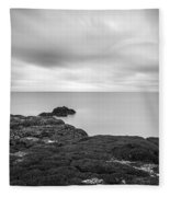 Iceland Tranquility 01 Fleece Blanket