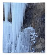 Icicles Fleece Blanket