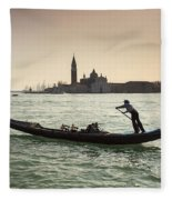 Il Veneziano Fleece Blanket