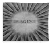 Imagine Zoom Fleece Blanket