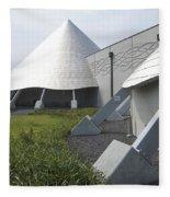 Imiloa Astronomy Center - Hilo Hawaii Fleece Blanket