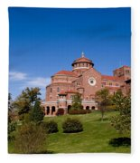 Immaculate Conception Monastery Fleece Blanket