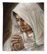 Immaculate Conception - Mothers Joy Fleece Blanket