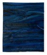 Immense Blue Fleece Blanket