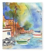 Imperia In Italy 02 Fleece Blanket