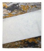 Impression Fleece Blanket