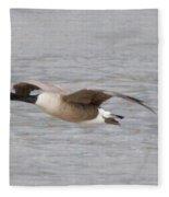 In Coming Fleece Blanket