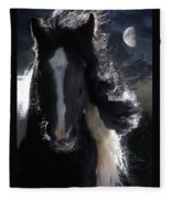 In Dreams... Fleece Blanket