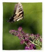 In Flight Fleece Blanket