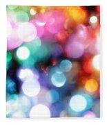 In The Light Fleece Blanket