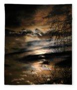 In The Midnight Hour II Fleece Blanket
