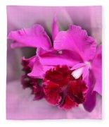 In The Pink Fleece Blanket