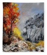In The Wood 453101 Fleece Blanket