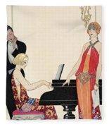 Incantation Fleece Blanket