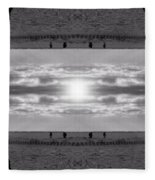 Inception Fleece Blanket
