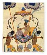 India Fleece Blanket