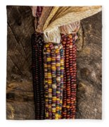 Indian Harvest Corn Fleece Blanket