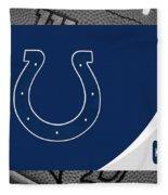 Indianapolis Colts Fleece Blanket