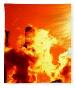 Industrial Fleece Blanket