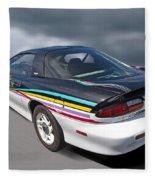 Indy 500 Pace Car 1993 - Camaro Z28 Fleece Blanket