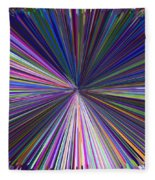Infinity Abstract Fleece Blanket