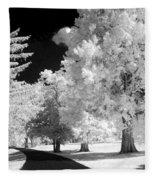 Infrared Delight Fleece Blanket