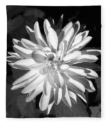 Infrared - Flower 03 Fleece Blanket