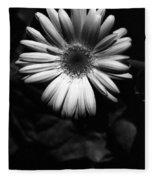 Infrared - Flower 05 Fleece Blanket
