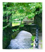 Inistioge Park Fleece Blanket