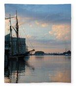 Inner Harbor610 Fleece Blanket