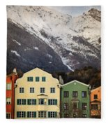 Innsbruck Fleece Blanket