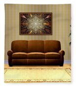 Interior Design Idea - Gates Of Light Fleece Blanket